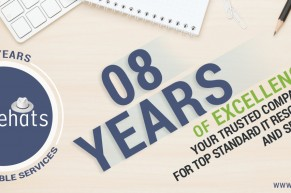 Whitehats celebrates its 8th anniversary of innovation and immaculate services
