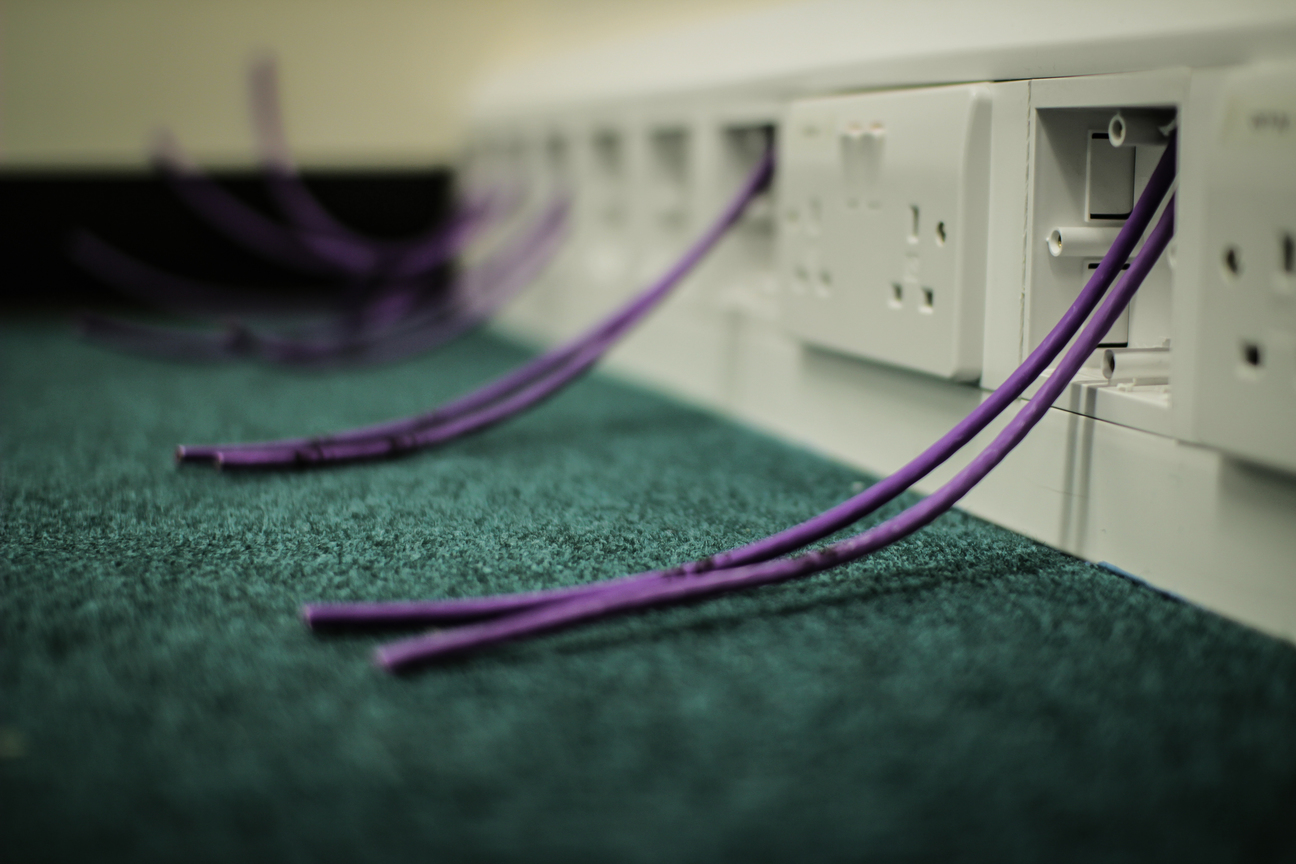 Office Network Cabling Types And Its Uses For Businesses Whitehats Wiring Outlet Cables Dubai