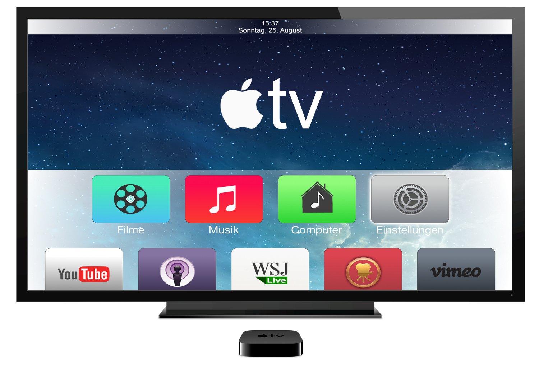Apple TV with TVOS - Whitehats